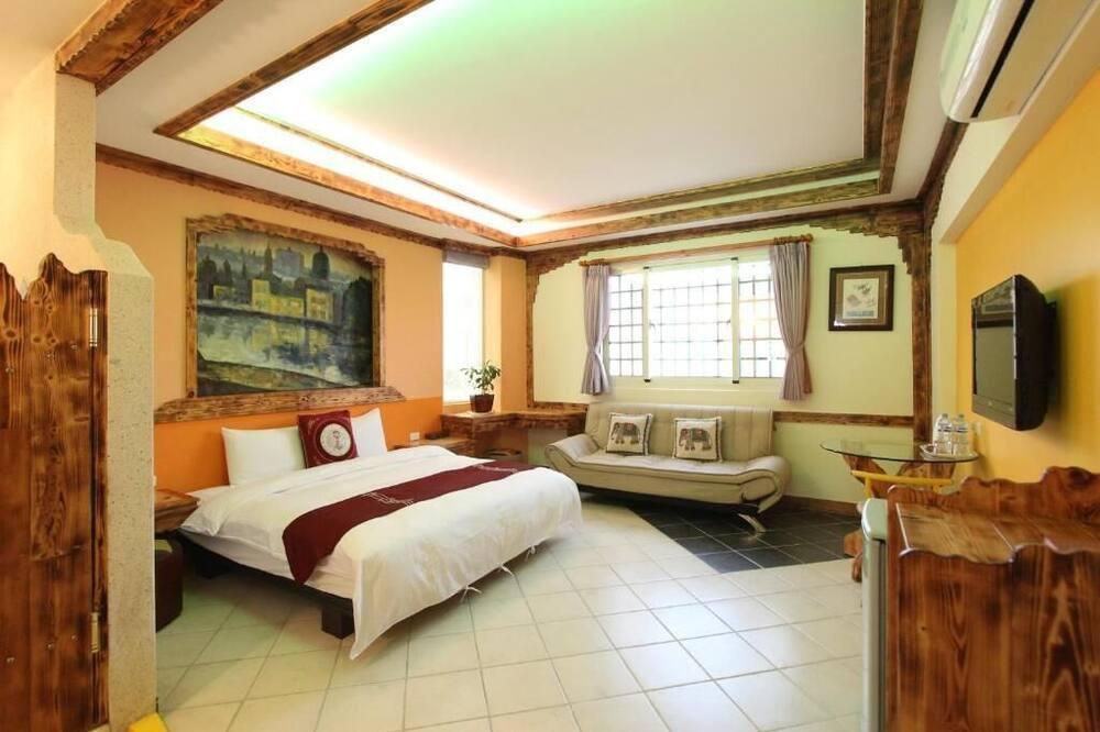高級雙人房 - 客房