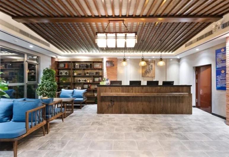 Nostalgia Hotel Prince Gong Mansion, Beijing, Lobby