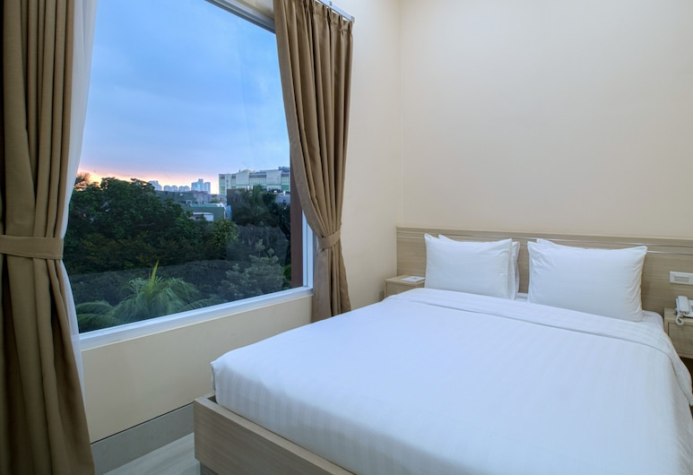 Hotel Cantik Syari, Jakarta, Deluxe with View, Guest Room