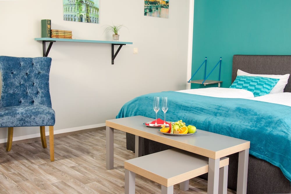 經典單人房 - 客廳