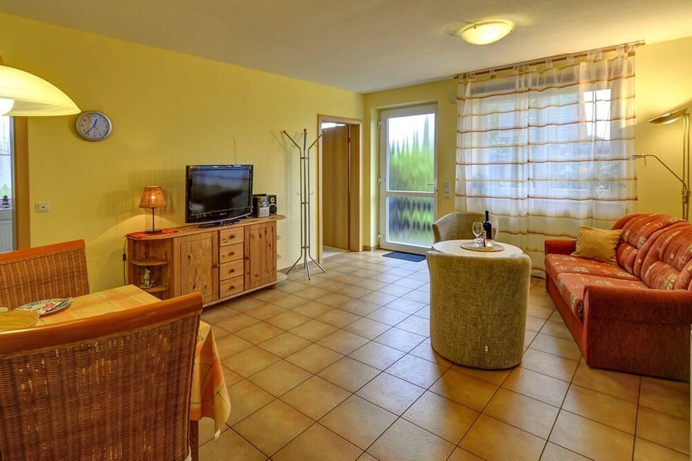 شقة (Inselblume 41) - غرفة معيشة