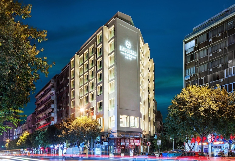 ad Imperial Plus Hotel Thessaloniki, Θεσσαλονίκη