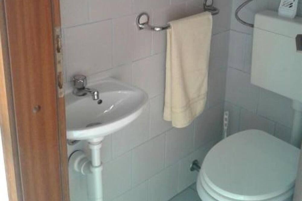 Căn hộ, 3 phòng ngủ, Quang cảnh biển - Phòng tắm