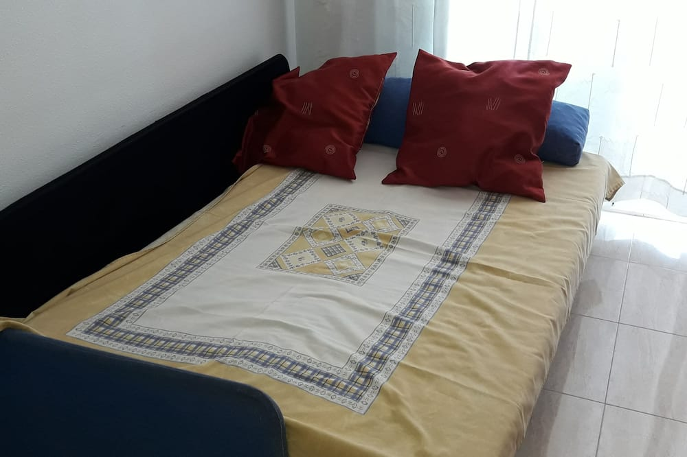 Διαμέρισμα, 1 Υπνοδωμάτιο, Θέα στην Πισίνα - Καθιστικό