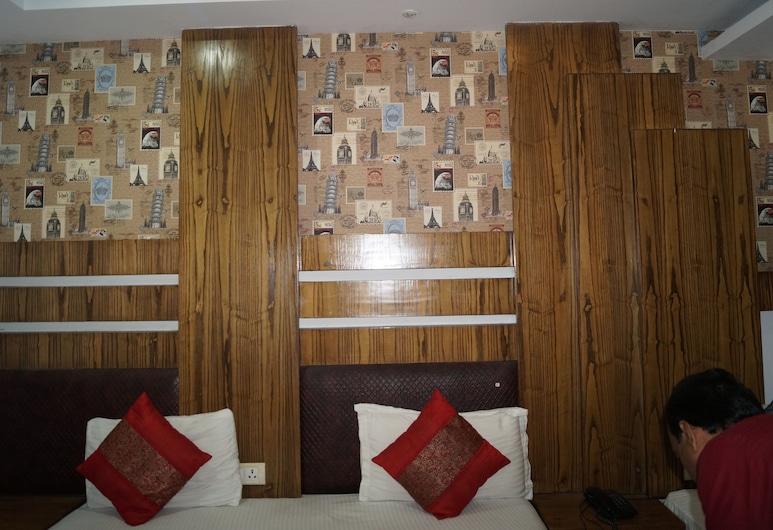Hotel Lord Krishna Palace, Nuova Delhi, Doppia Deluxe, Camera