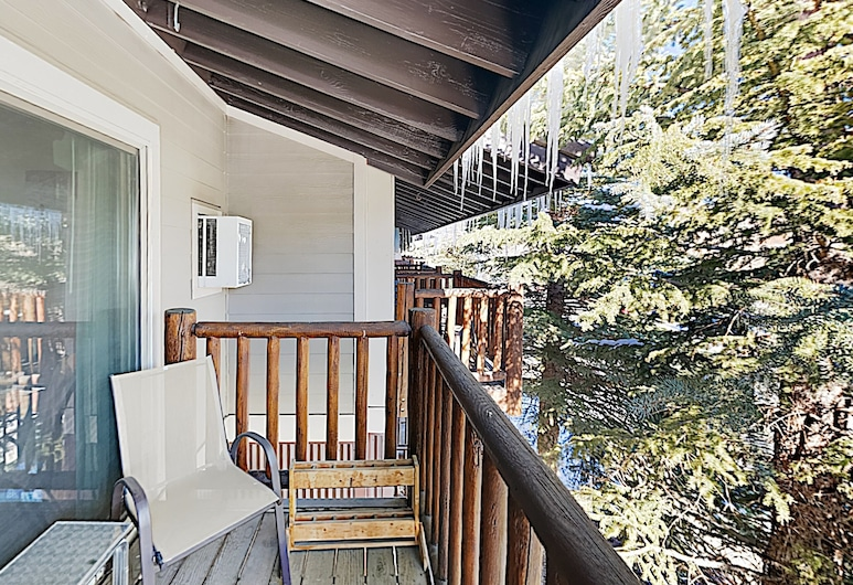 Choice Ski Haven W/ Pool & Hot Tub: Mins To Slopes 1 Bedroom Condo, Park City, Apartment, 1 Schlafzimmer, Balkon