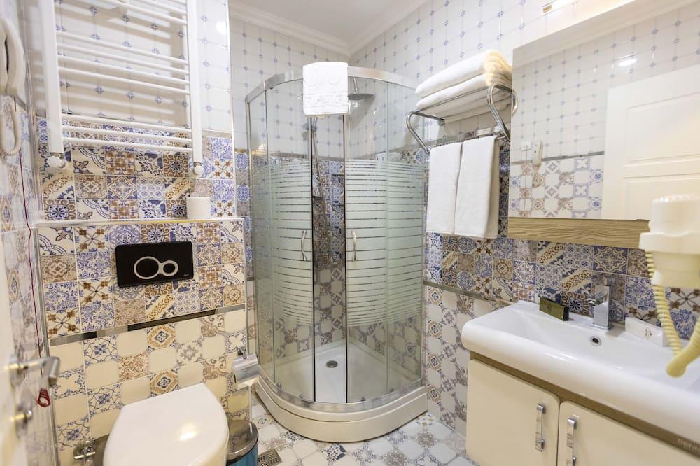 Habitación cuádruple estándar - Cuarto de baño