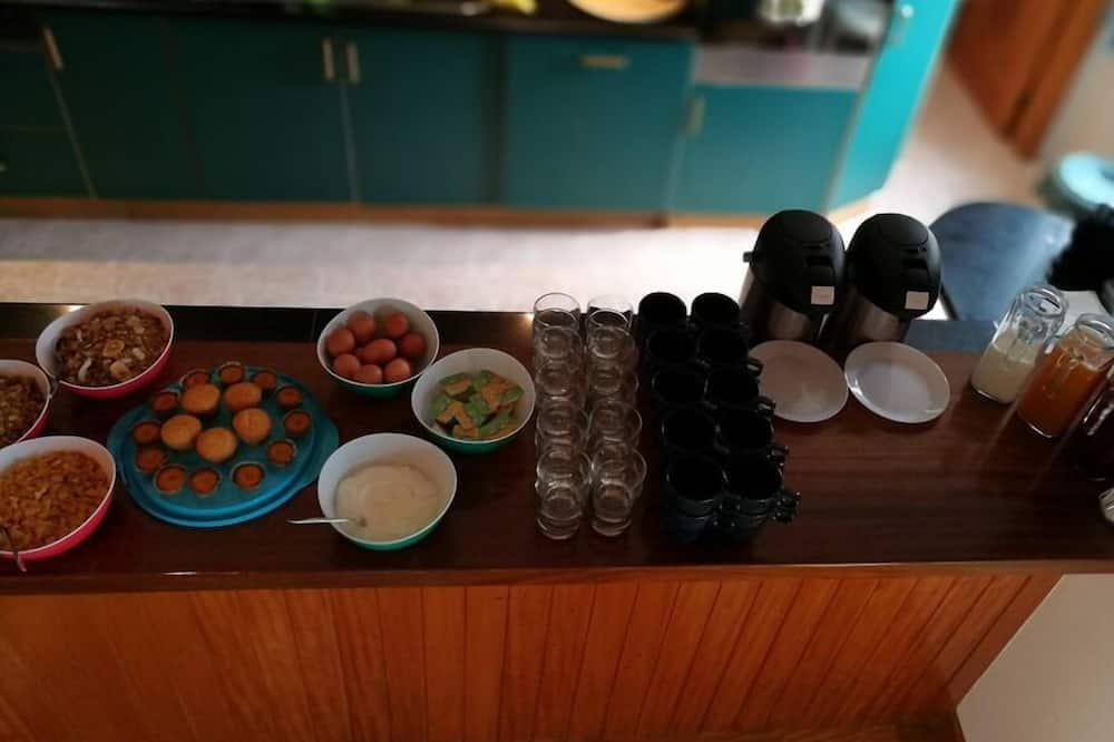 標準客房 (1 bed in a 6-bed shared dormitory) - 共用廚房設施