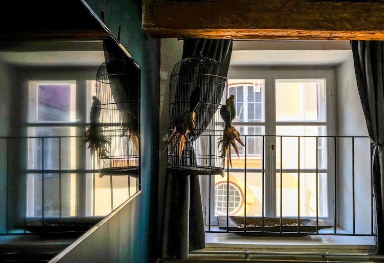 Blacksmith Old Town Apartments, Tallinn, Blacksmiths Attic Large - Sauna 8 (5A), Zimmer