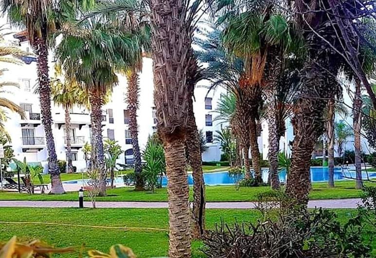 阿加迪爾 2 房與公寓飯店 - 附私人游泳池/專屬花園/無線上網, 阿加迪爾, 花園