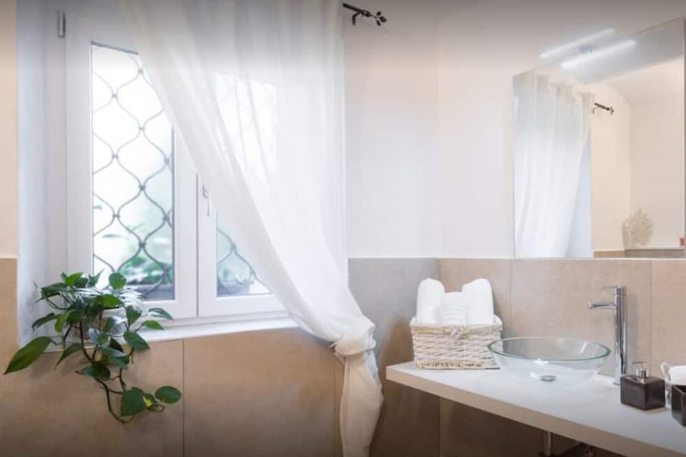 Habitación Confort (Avorio) - Baño