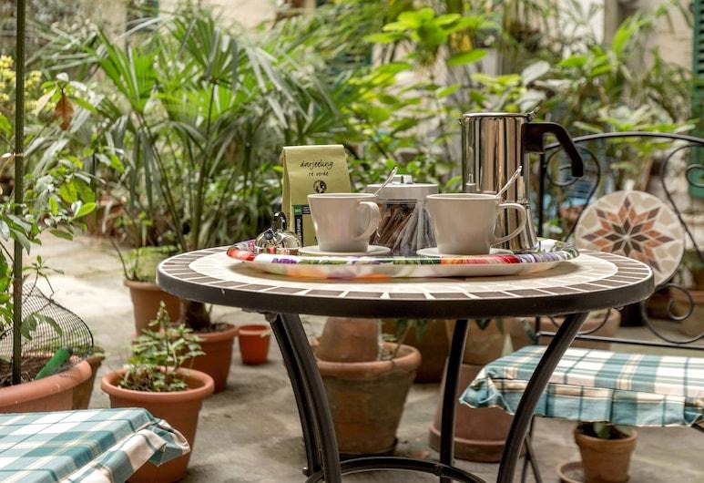 Sweet Home Tasso, Florencija, Apartamentai, 2 miegamieji, Terasa / vidinis kiemas