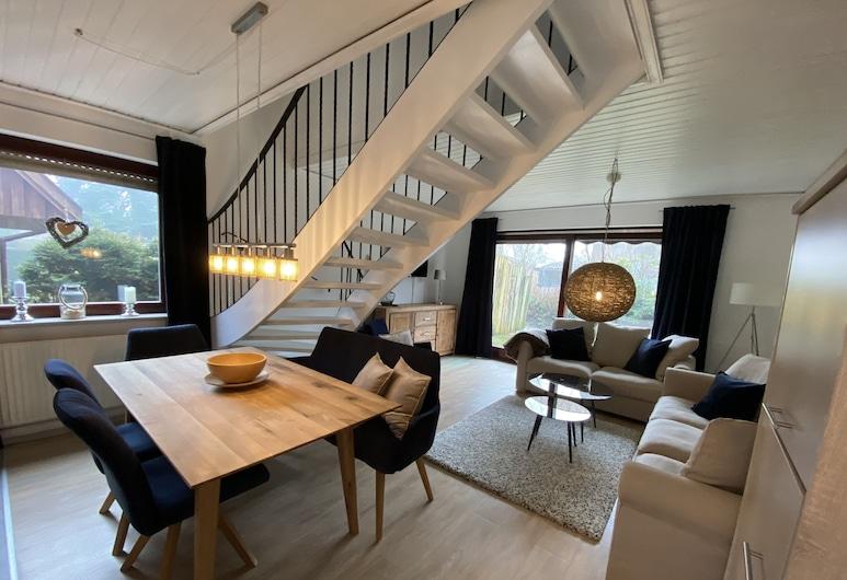 Ferienhaus Blue Lounge, Varel, Departamento (Incl. Cleaning Fee), Sala de estar