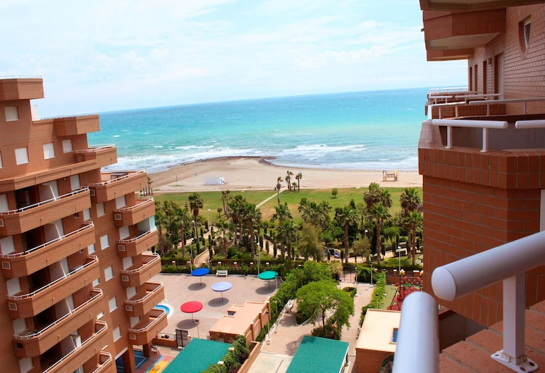 Apartment With 2 Bedrooms in Orpesa, With Shared Pool, Furnished Terrace and Wifi - 100 m From the Beach, Oropesa del Mar, Pool