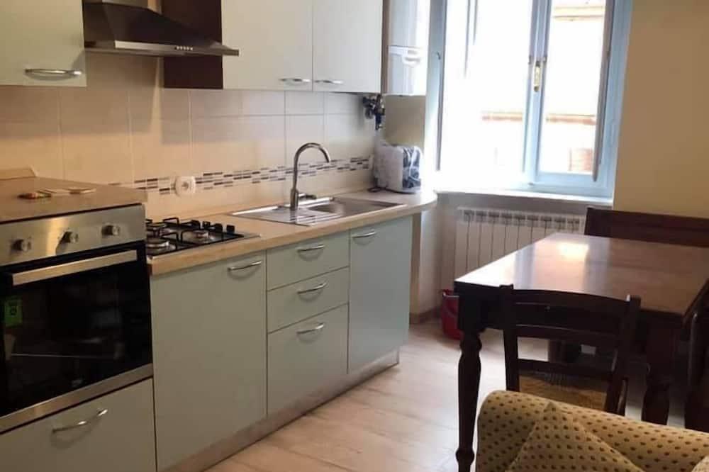 Habitación doble superior - Cocina compartida