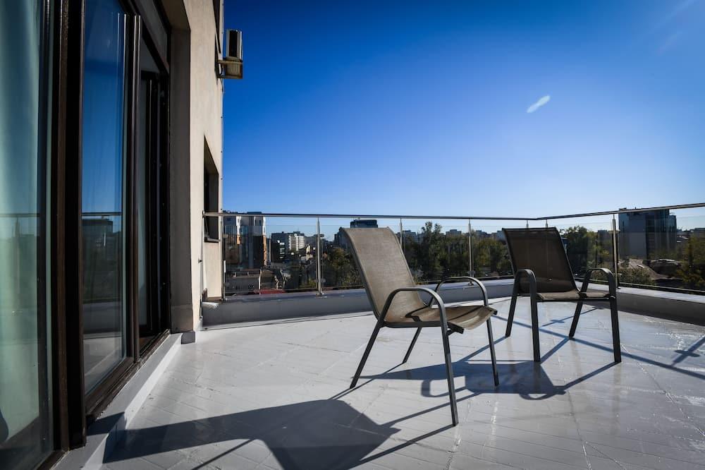Business Apartment, City View (Ap. 51) - Terrace/Patio