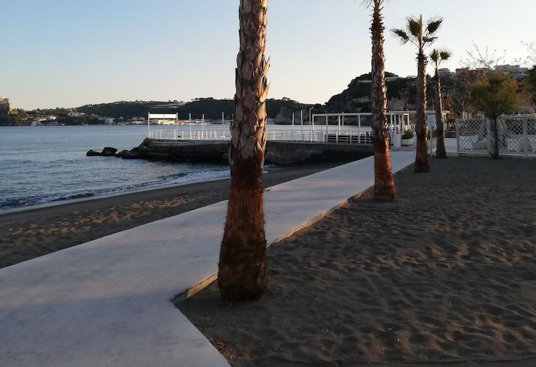 Hotel Sibilla Residence, Pozzuoli, Playa