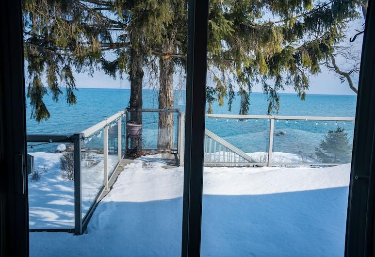 Aquavista Waterfront - Georgian Bay Cottage, Meaford, Balcony