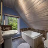 Chalet, 3 habitaciones, vistas al lago - Cuarto de baño