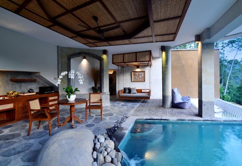Kenran Resort Ubud by Soscomma, Ubud, Akila Villa, Hotel Interior