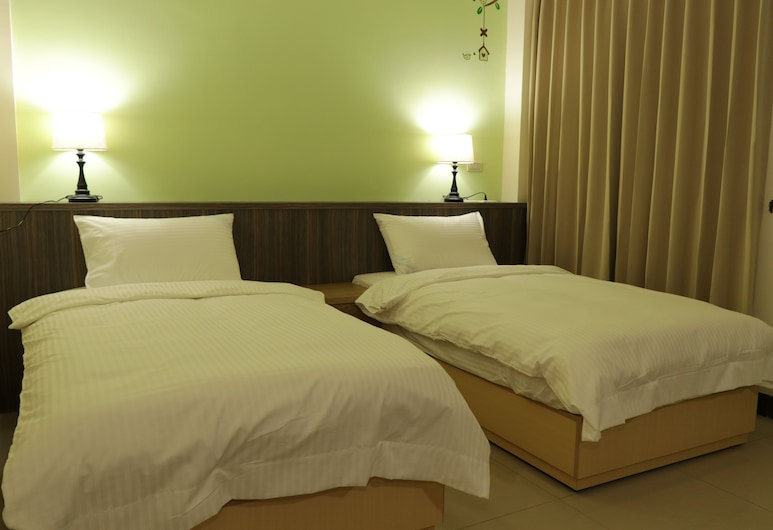 Kinmen Happiness Homestay, Jinning, Double Room, Guest Room