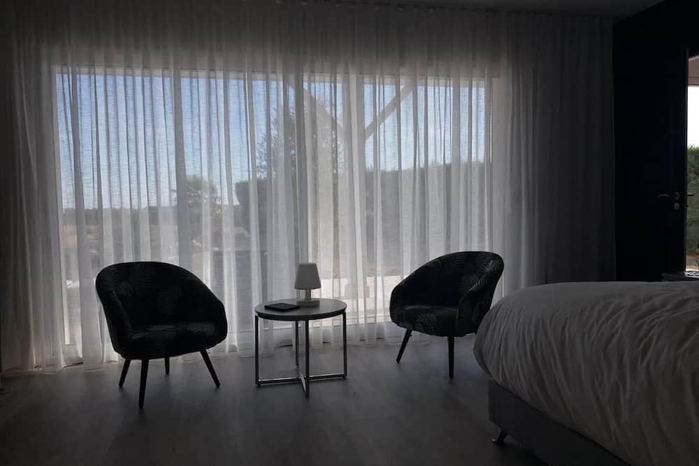 חדר - אזור מגורים