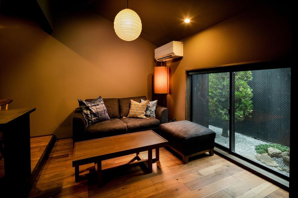 Dom (Vacation Home) - Obývacie priestory
