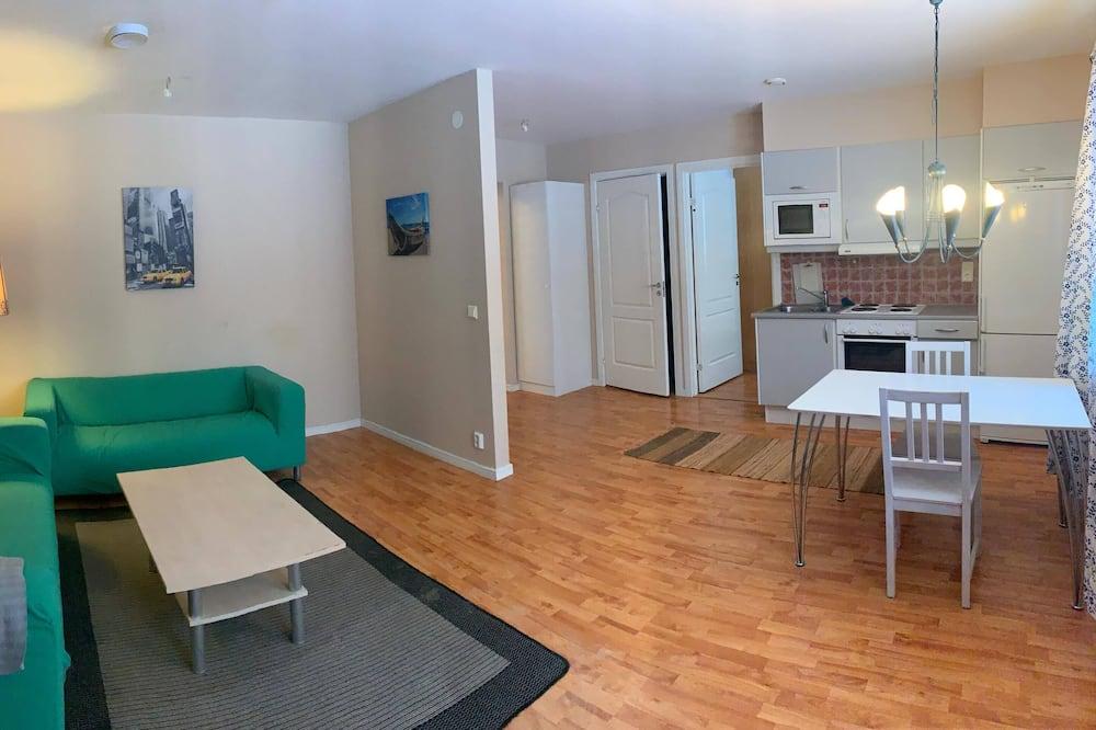 Appartamento, 2 letti singoli - Soggiorno
