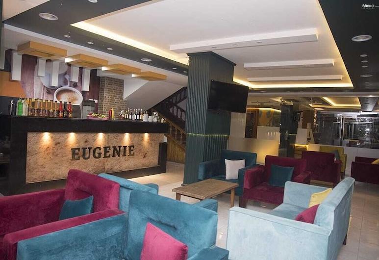 Emirates Hotel, Damietta, Lobby Sitting Area