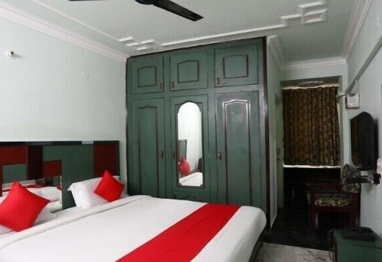 Hotel Green Palace By ADB Rooms, New Delhi, Double Room, Guest Room