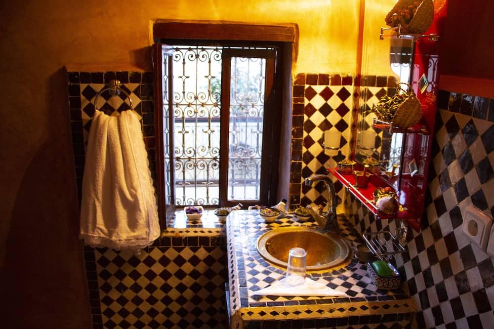 Comfort Süit (Sultan) - Banyo