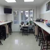 Bed in 6-bed Mixed Dormitory Room #1 - Shared kitchen