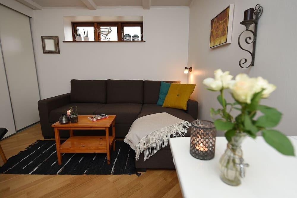 Номер «Комфорт», мини-кухня - Зона гостиной