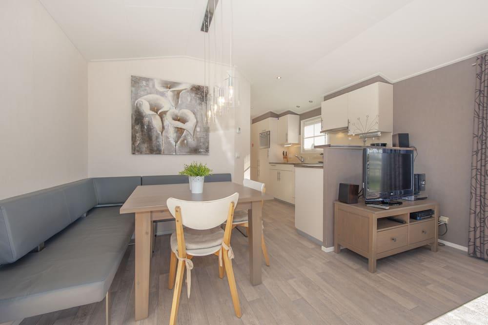 Premium-Chalet (900) - Wohnbereich