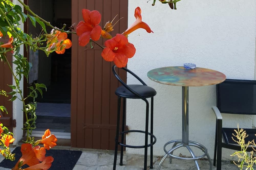 Habitación clásica - Vista al patio