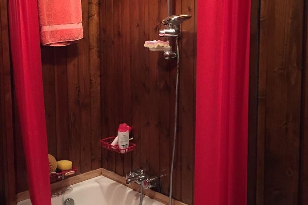ヴィラ 4 ベッドルーム プライベートプール - バスルーム