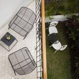 City Double Room - Balcony View