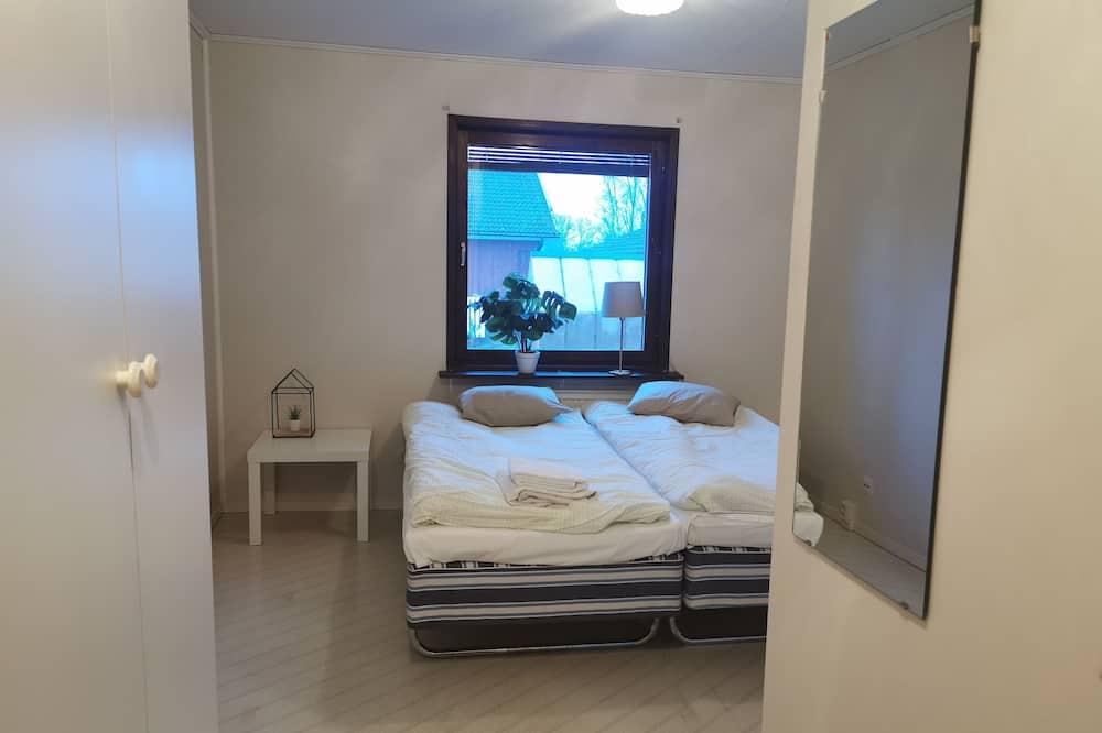 Habitación doble básica, baño privado, en edificio anexo - Habitación