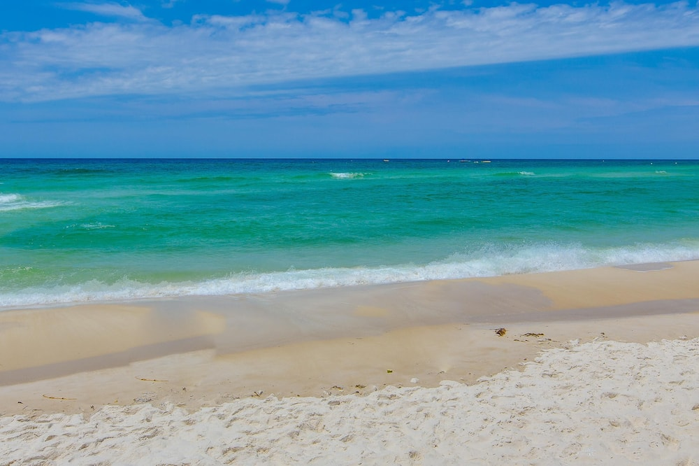 شقة - عدة أسرّة (Beachfront Westwinds Condo Overlookin) - الشاطئ