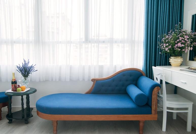 TD Hotel Saigon, Ho Chi Minh City, Luxury Suite, City View, Guest Room