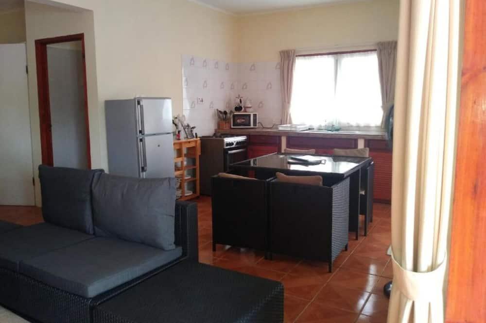 Classic Studio - Living Area