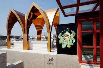 Bild vom 4 Monkeys Hotel in Bangkok