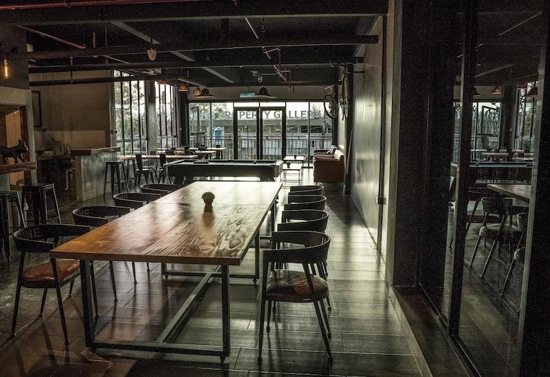 Bed Attitude Hostel Cenang - Hostel, Langkawi, טרקלין הלובי