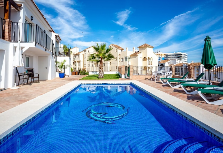 Villa Chispita, Fuengirola, Hotellinteriör
