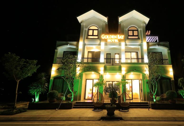 Golden Bay Hotel, Cam Lam, Voorkant hotel