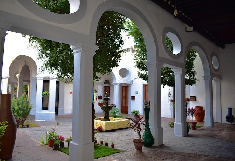 Pueblito Tlaquepaque Hotel Boutique, Tlaquepaque, Aspecto interior del hotel