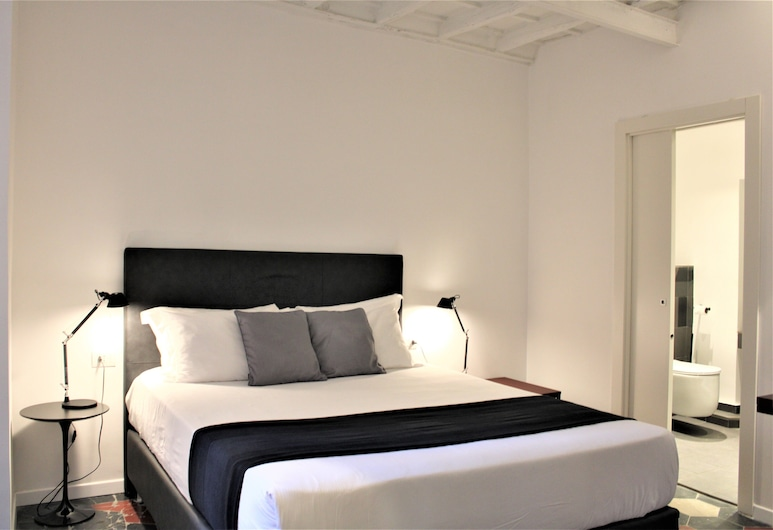 Domus Vite, רומא, חדר סופריור לשלושה, חדר אורחים