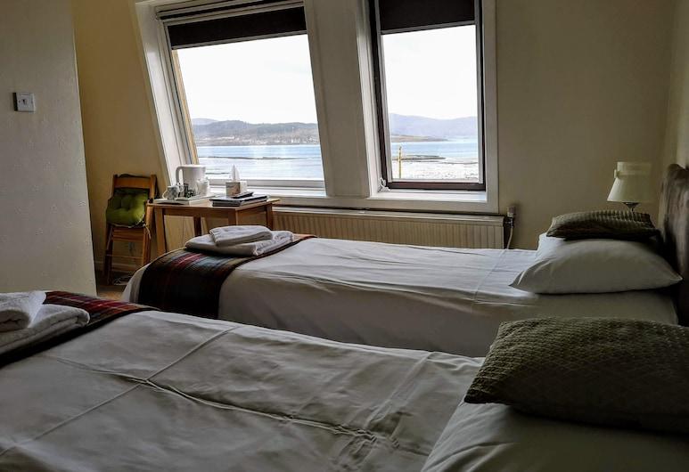 Hebridean Inn, เกาะสกาย, ห้องสแตนดาร์ดดับเบิลหรือทวิน, ห้องพัก