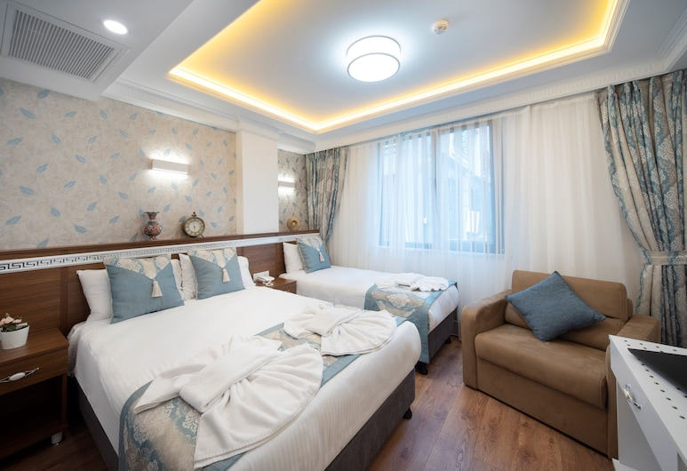 Lika Hotel, Istanbul, Standard Room, Guest Room