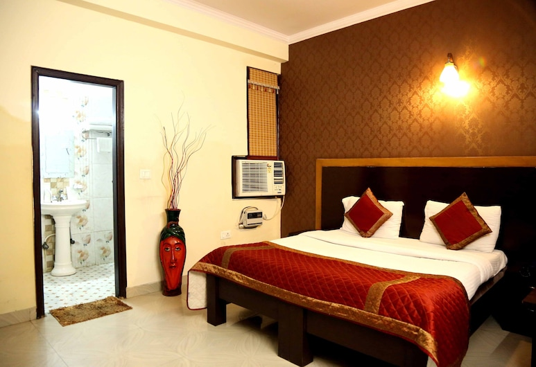 Hotel Green View Palace, Noida, Chambre Deluxe, Chambre